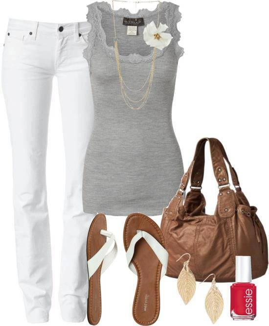 Top 30 Cute Casual Summer Outfits Combinations (18)
