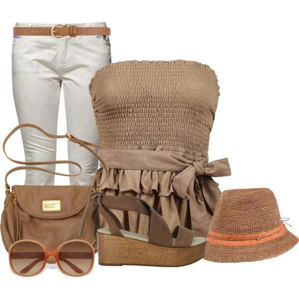 Top 30 Cute Casual Summer Outfits Combinations (19)