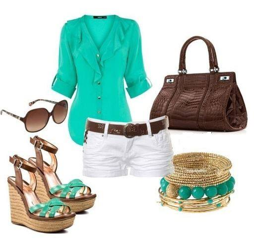 Top 30 Cute Casual Summer Outfits Combinations (20)
