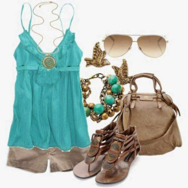 Top 30 Cute Casual Summer Outfits Combinations (22)