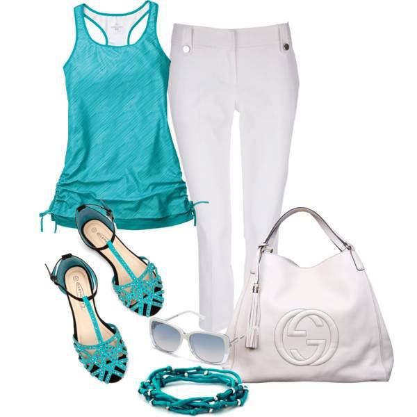 Top 30 Cute Casual Summer Outfits Combinations (23)