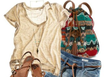 30 Cute Casual Summer Outfits Combinations - summer, outfits, combinations, casual
