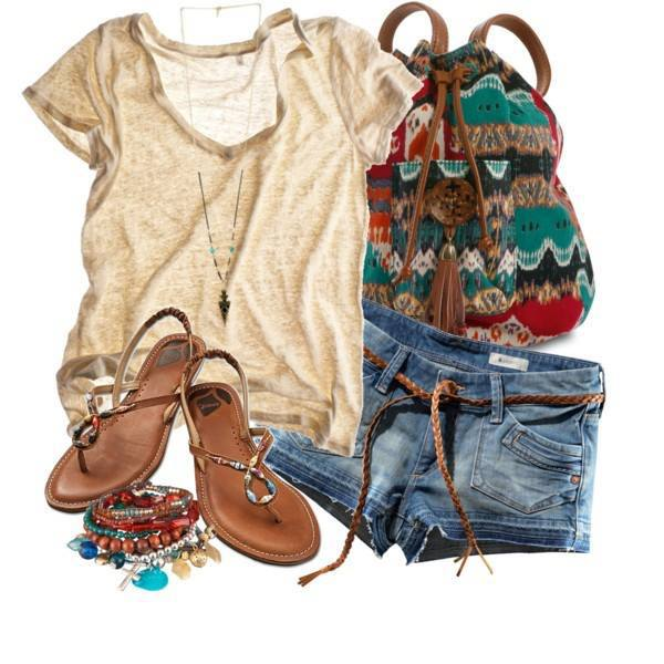 Top 30 Cute Casual Summer Outfits Combinations (25)
