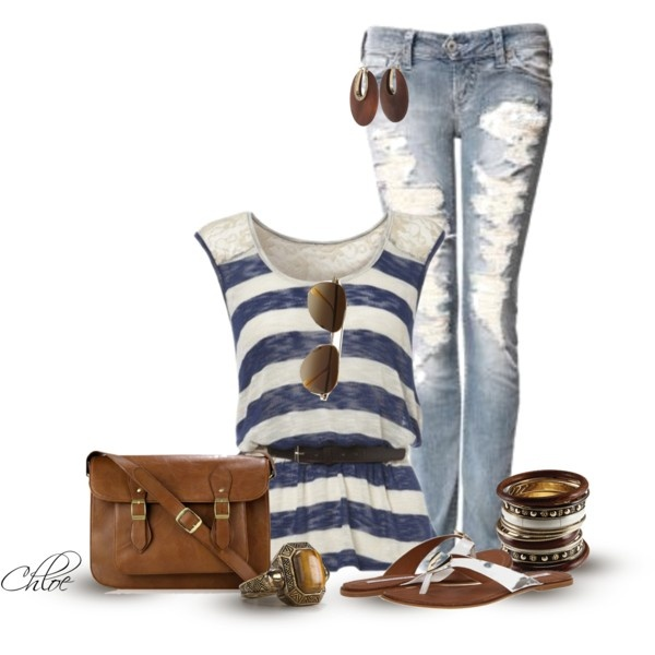 Top 30 Cute Casual Summer Outfits Combinations (28)
