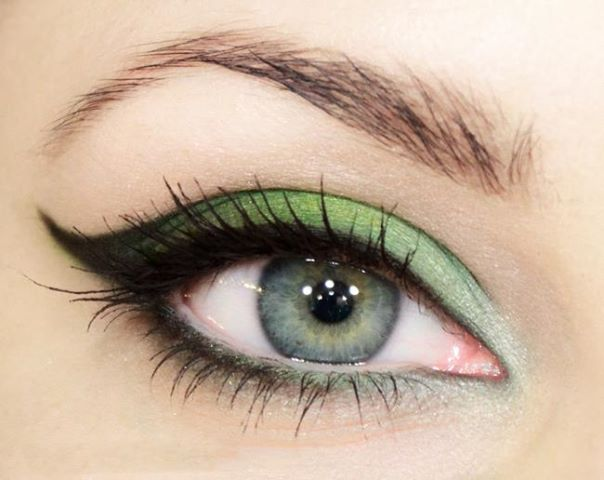 Makeup Styles For Blue Green Eyes Makeup Ideas For Green Eyes
