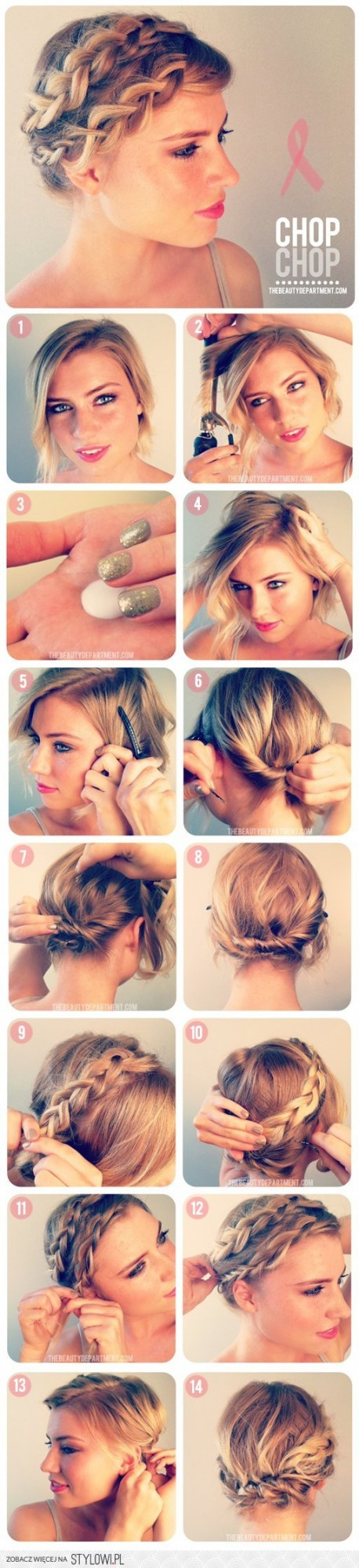 21 Great Short Hairstyle Ideas and Tutorials