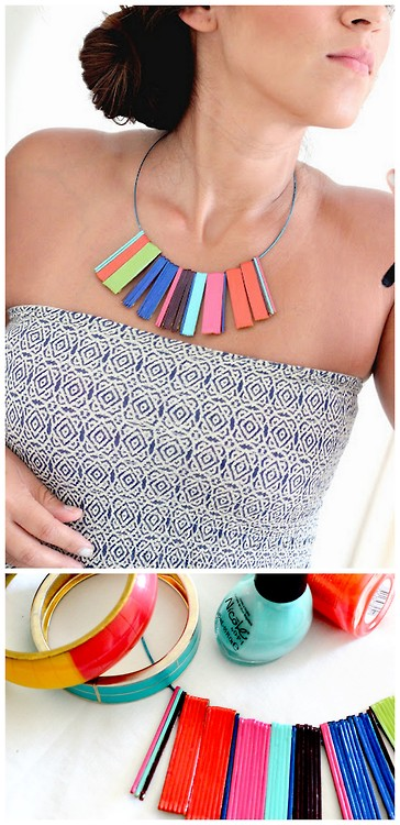 20 Lovely DIY Fashion Ideas