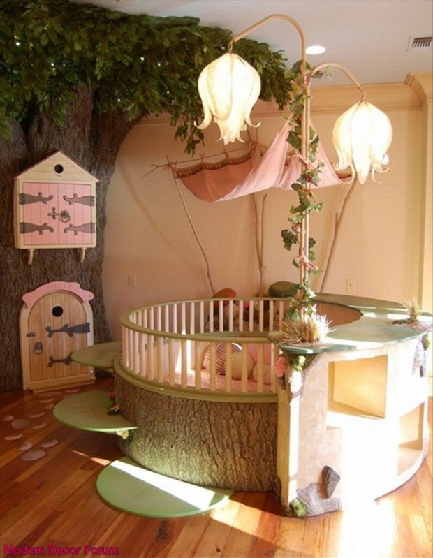 Cute Nursery Ideas Part - 29: 23 Cute Baby Room Ideas