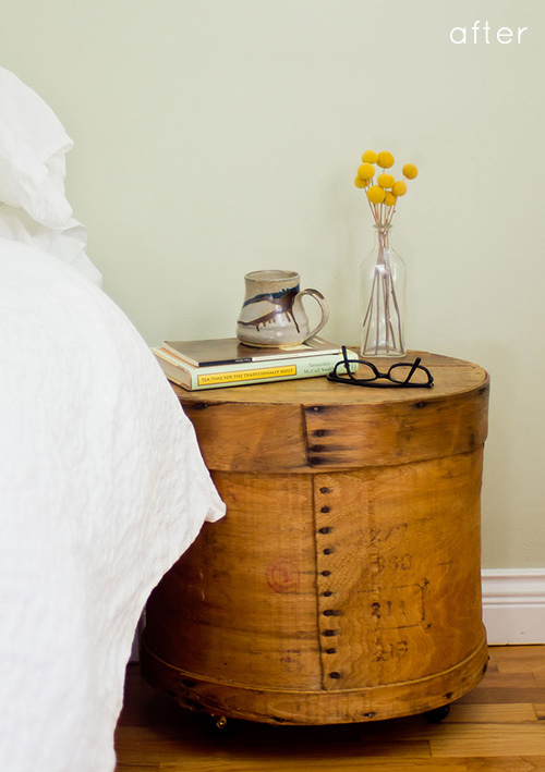 Attractive 15 Awesome DIY Nightstand Ideas
