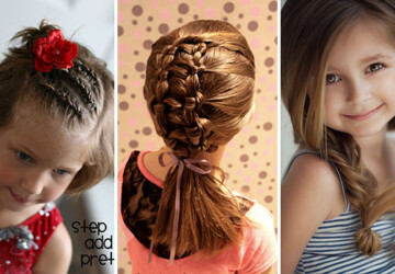 25 Creative Hairstyle Ideas for Little Girls - Little Girls, ideas, Hairstyles