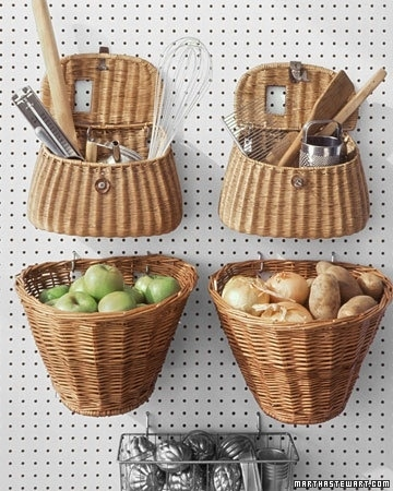 19 Great DIY Kitchen Organization Ideas  (1)