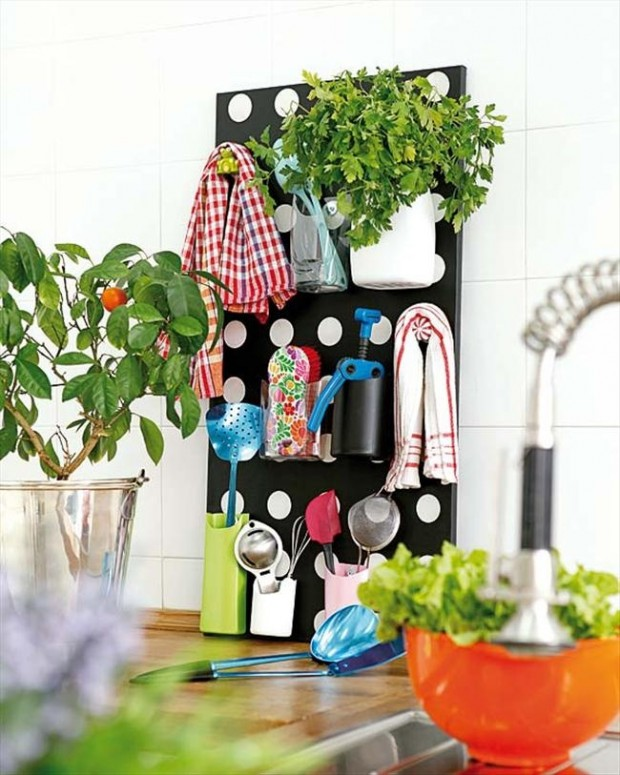 19 great diy kitchen organization ideas style motivation for Simple diy kitchen ideas