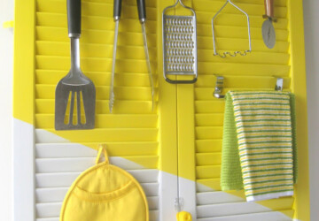 19 Great DIY Kitchen Organization Ideas - Organization, kitchen, diy