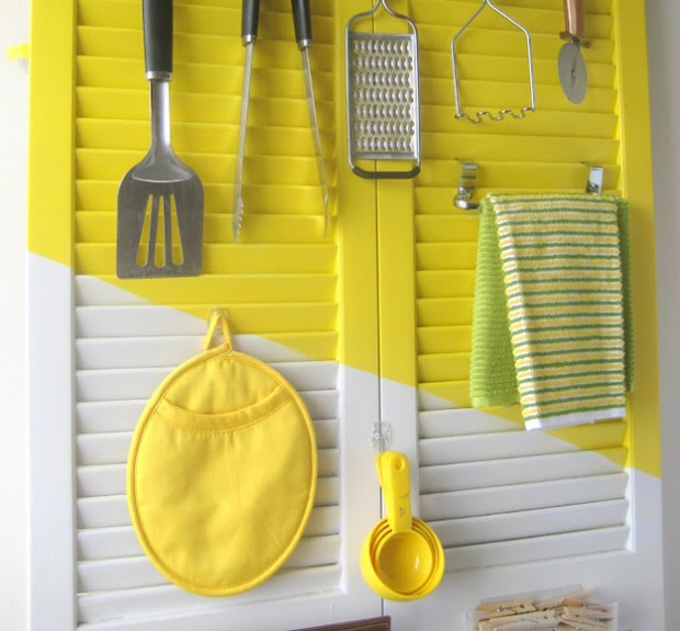 19 Great DIY Kitchen Organization Ideas  (2)