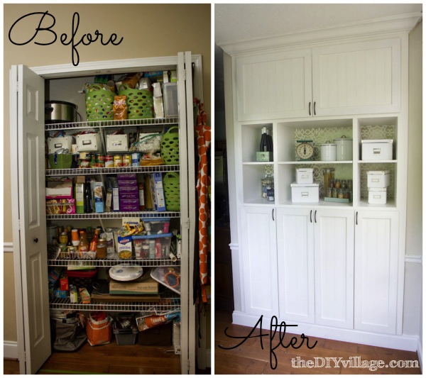 19 Great DIY Kitchen Organization Ideas  (5)
