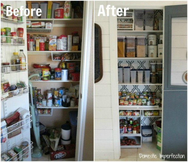 Kitchen Storage And Organization: 19 Great DIY Kitchen Organization Ideas