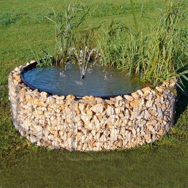 20 Amazing Gabion Ideas for Your Outdoor Area (1)