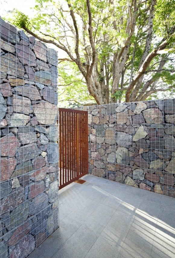 20 Amazing Gabion Ideas for Your Outdoor Area (11)