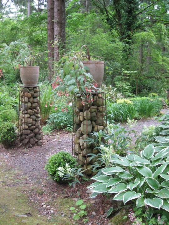 20 Amazing Gabion Ideas for Your Outdoor Area (12)