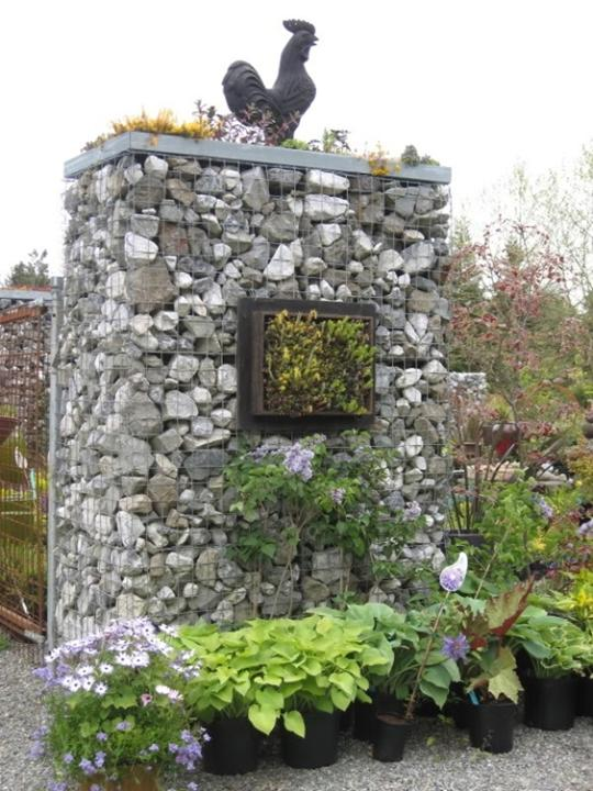 20 Amazing Gabion Ideas for Your Outdoor Area (13)