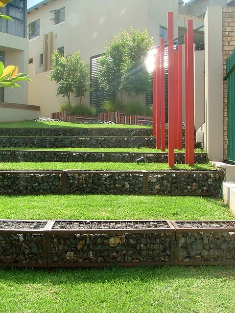 20 Amazing Gabion Ideas for Your Outdoor Area (3)