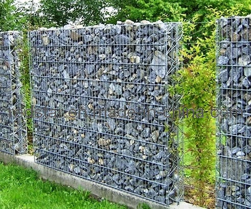 20 Amazing Gabion Ideas for Your Outdoor Area (4)