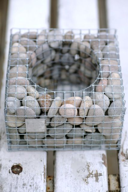 20 Amazing Gabion Ideas for Your Outdoor Area (6)
