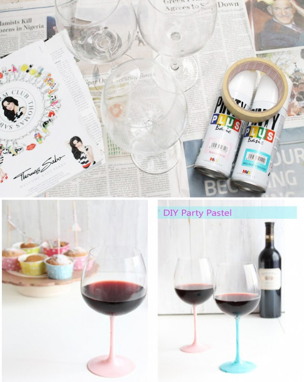 20 Creative and Interesting Things You Can Do with Wine Glasses (11)
