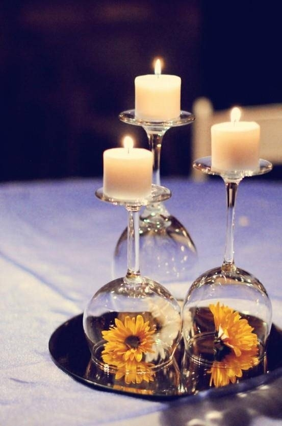 20 Creative and Interesting Things You Can Do with Wine Glasses (13)