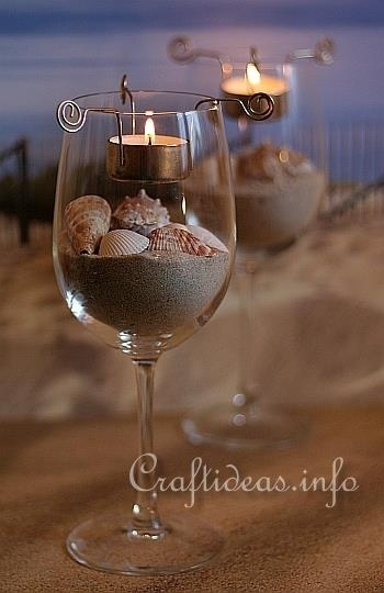 20 Creative and Interesting Things You Can Do with Wine Glasses (15)