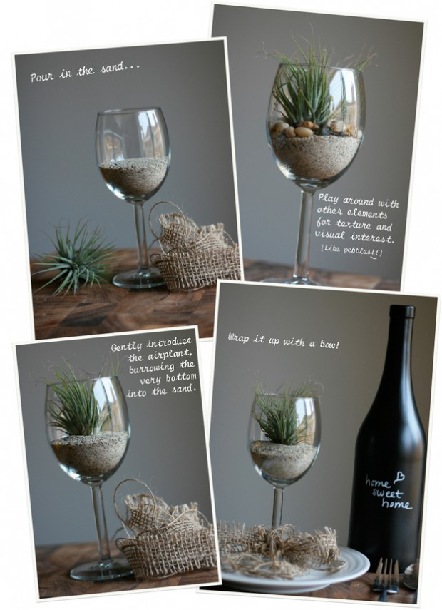 20 Creative and Interesting Things You Can Do with Wine Glasses (3)