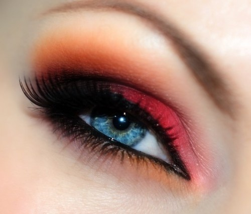 20 Gorgeous Makeup Ideas for Blue Eyes (11)