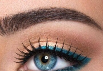 20 Gorgeous Makeup Ideas for Blue Eyes - Makeup Ideas, Blue Eyes