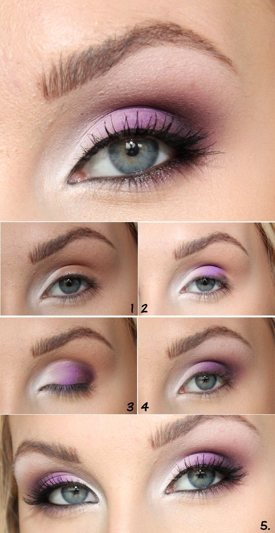 20 Gorgeous Makeup Ideas for Blue Eyes (15)