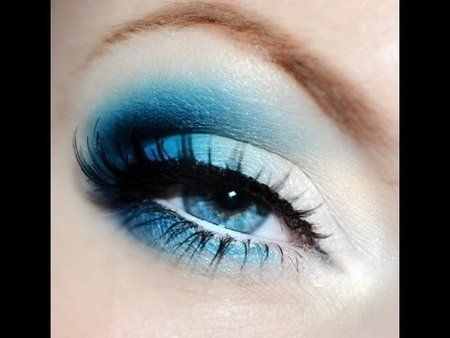 20 Gorgeous Makeup Ideas for Blue Eyes (16)