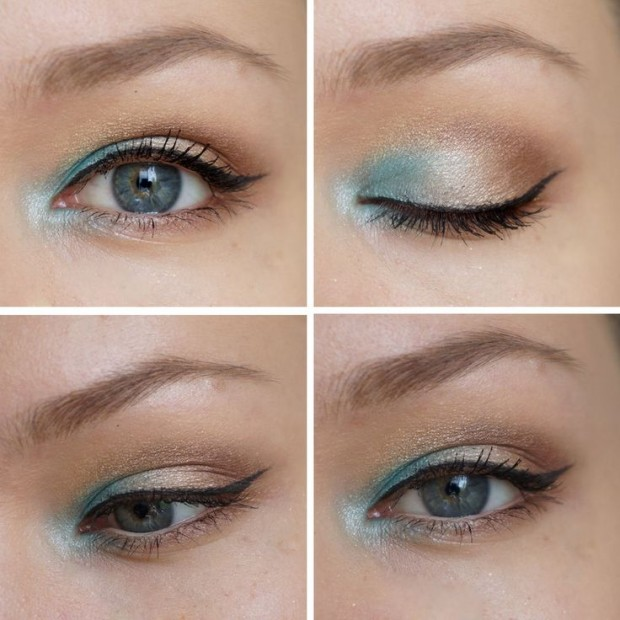 20 Gorgeous Makeup Ideas for Blue Eyes (17)