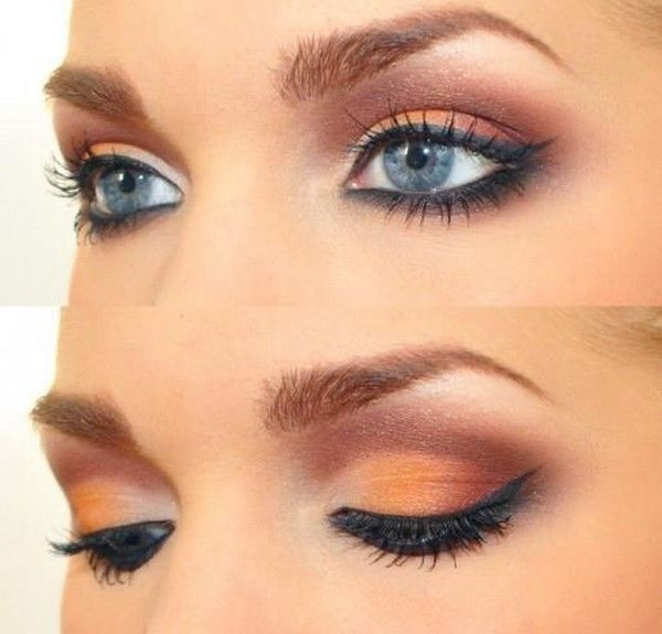 Motivation pinterest  Blue blue natural Eyes  20 Gorgeous look for for eyes  makeup Ideas Makeup Style