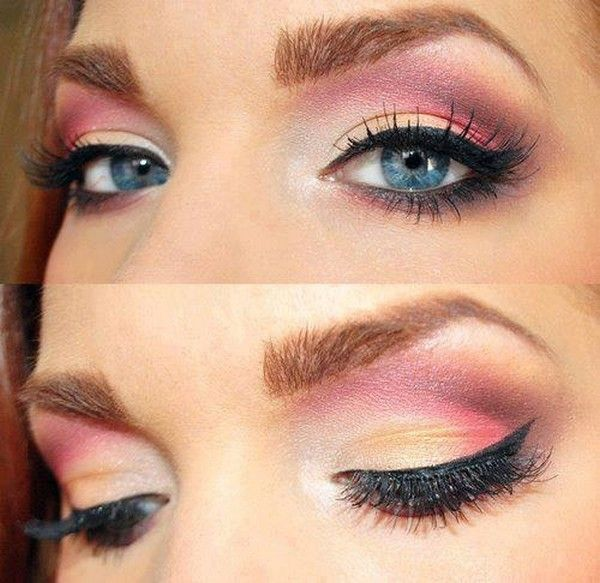20 Gorgeous Makeup Ideas for Blue Eyes (2)