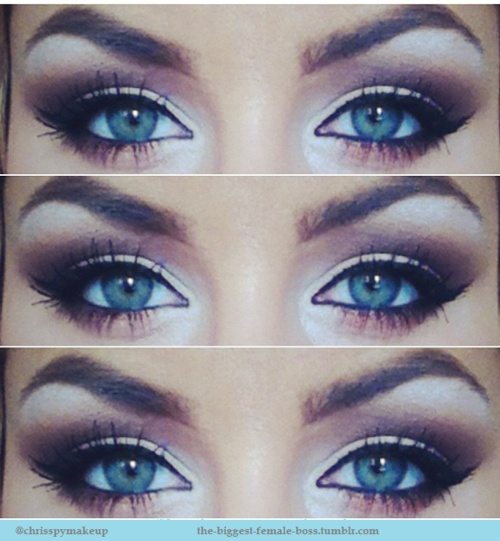 20 Gorgeous Makeup Ideas for Blue Eyes (5)