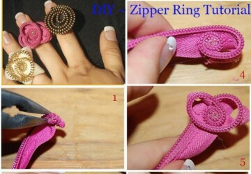 20 Great DIY Bracelets and Rings Tutorials - tutorials, rings, diy, bracelets