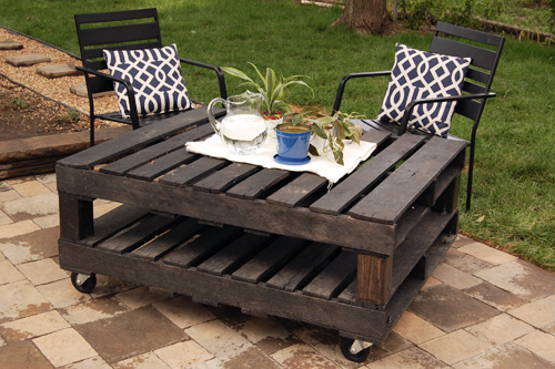 20 Great DIY Furniture Ideas with Pallets (5)