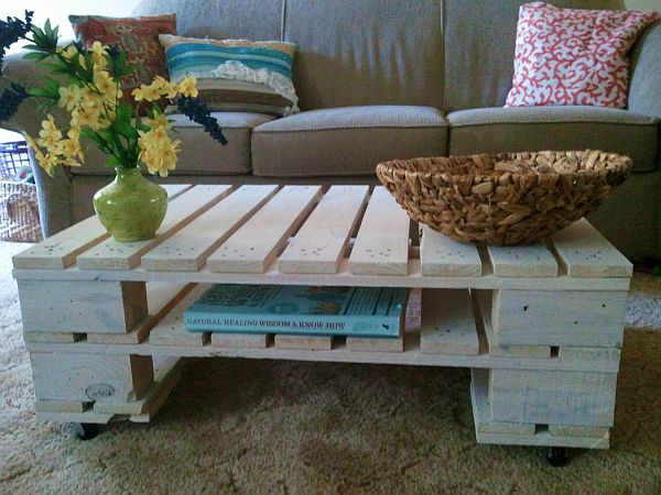 20 Great DIY Furniture Ideas with Pallets (6)
