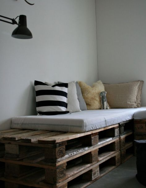 20 Great DIY Furniture Ideas with Pallets (8)