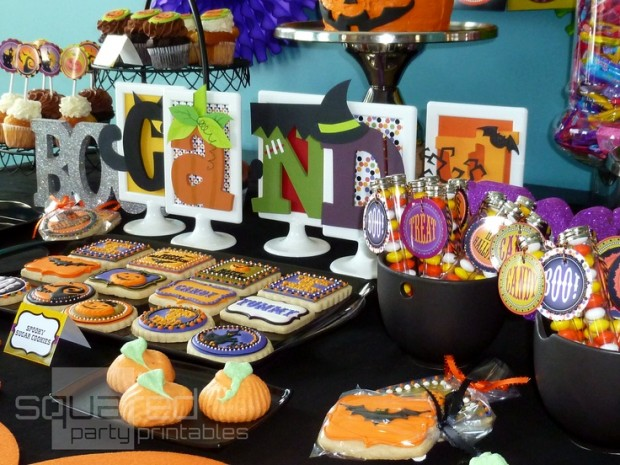 20 Great Halloween Table Decoration Ideas (11)