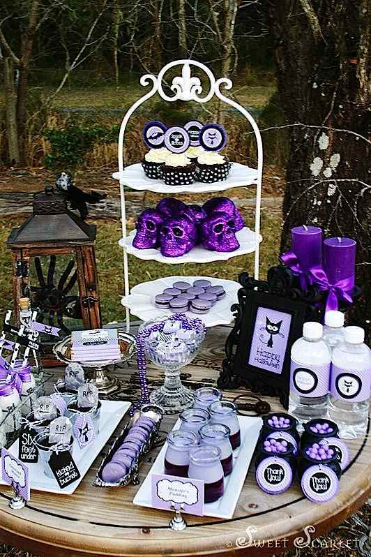 20 Great Halloween Table Decoration Ideas (14)
