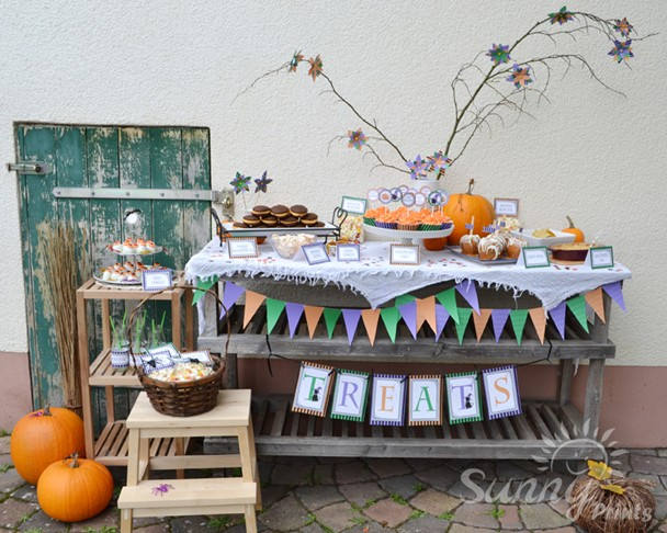 20 Great Halloween Table Decoration Ideas (3)