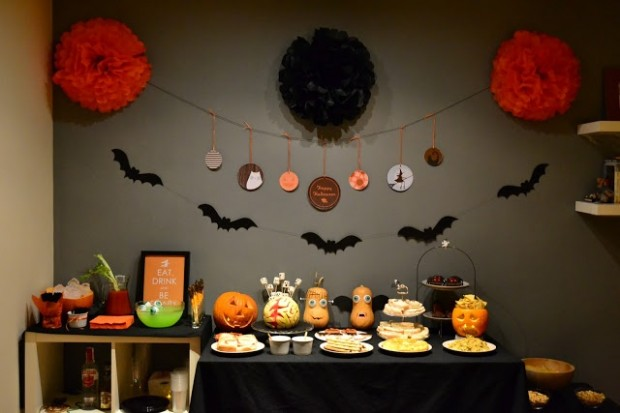 20 Great Halloween Table Decoration Ideas (8)