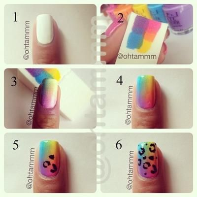 20 Tutorials for Stylish Nails (14)