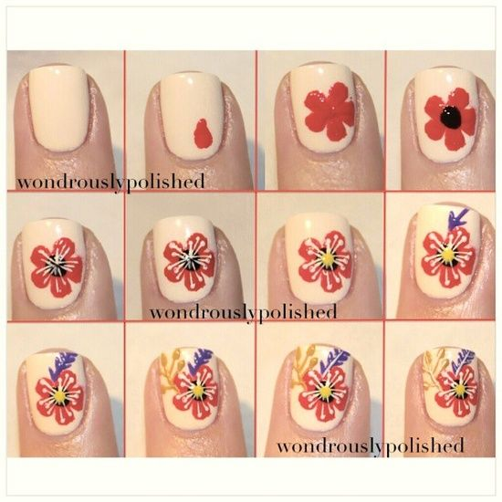 20 Tutorials for Stylish Nails (17)