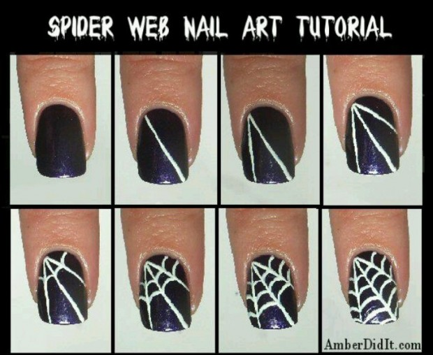20 Tutorials for Stylish Nails (2)